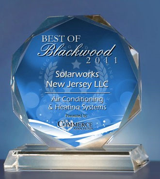 Blackwood, NJ Award